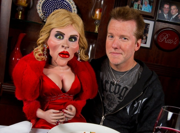 Photo Coverage: Jeff Dunham and His Latest Character Diane