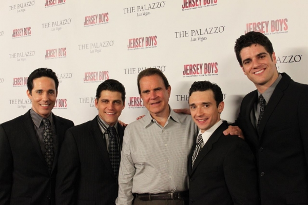 Rich Little Attends JERSEY BOYS Las Vegas, 9/4