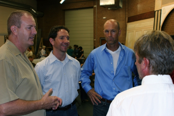 Stephen Day, Jeremy Sortore, Mark Rubald, Rod A. Lansberry