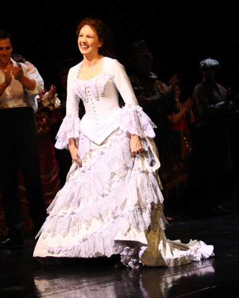 Photo Coverage: Panaro & Ford Open in PHANTOM OF THE OPERA