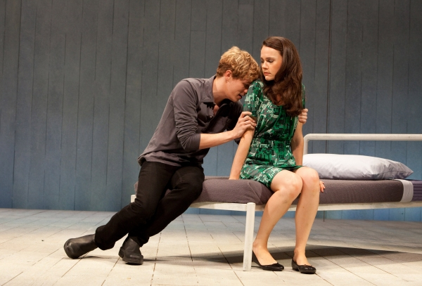 Preston Sadler and Natalia Payne