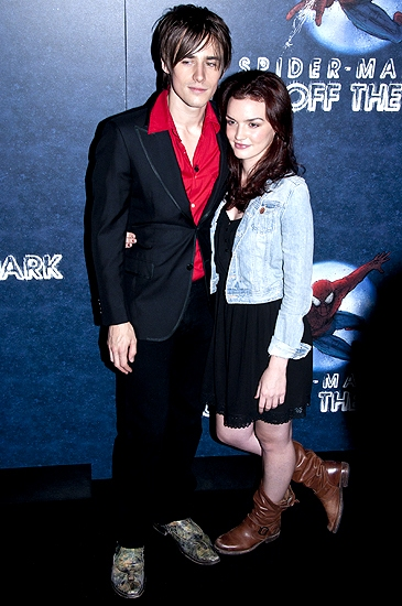 Photo Coverage: Meet the Company of SPIDER-MAN!