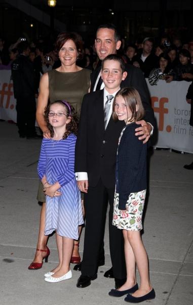 Michael McGowan & Family  Photo