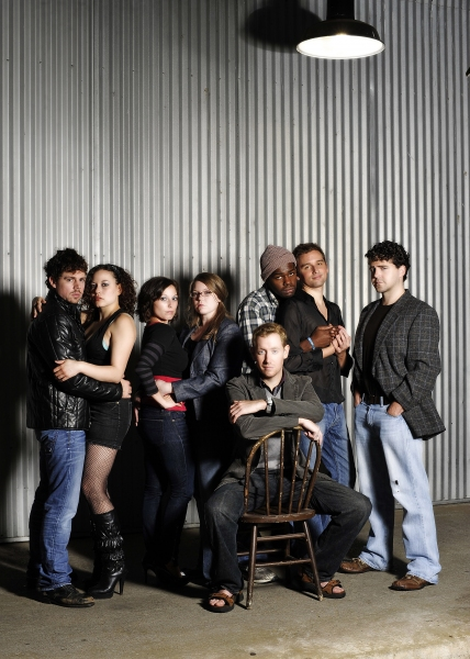 Photo Flash: Boiler Room Theatre to Produce RENT