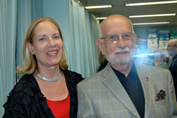 Original Broadway Cast Member-Karin Baker and Alan J. Lerner's Assistant during the r Photo