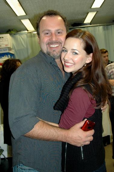 Dan Cooney and Jessica Grov�'© Photo