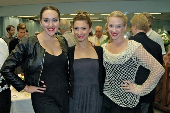 Adriana McPhee, Julie Kotarides and Michelle Lookadoo Photo