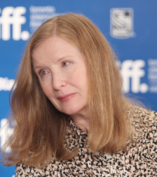 Frances Conroy at STONE Press Conference at the Toronto International Film Festival