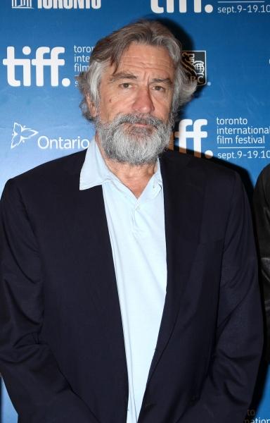 Photo Coverage: STONE Press Conference at the Toronto International Film Festival