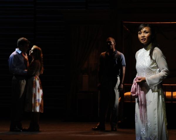 Photo Flash:  MISS SAIGON At Moonlight Amphitheatre, Show Runs Through 9/25