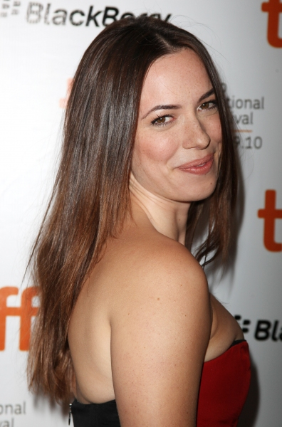 Rebecca Hall at TOWN Premiere Gala at the Toronto International Film Festival