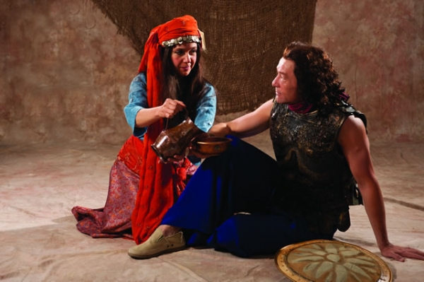 Photo Flash: THE ADVENTURES OF PERICLES Plays the Utah Shakespearean Festival