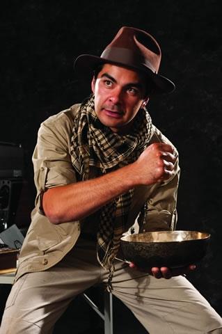 George Walker as Gower Photo