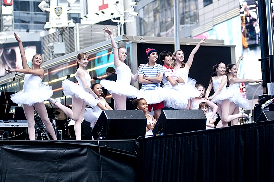 Photo Coverage: Broadway on Broadway 2010 - Part 1