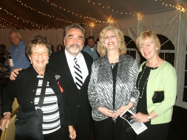 Libby Adler Mages, Mark Lococo, Susan Haimes and Diane Hires Photo