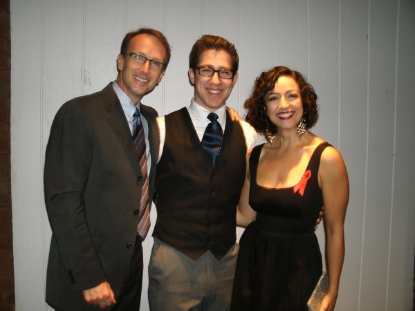 Photo Coverage: Opening Night Of A CHORUS LINE at Marriott Theatre