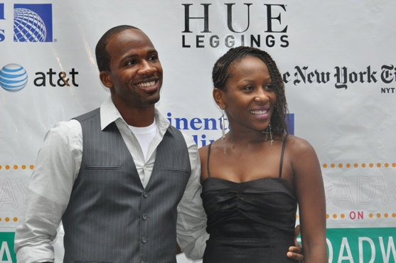 The Lion King-Dashaun Young and Selloane Nkhele