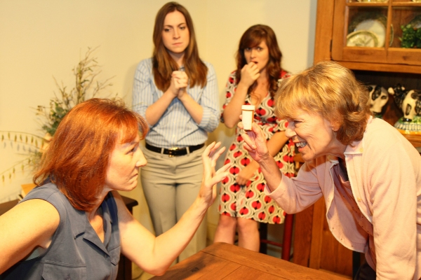 Photo Flash: Human Race/Wright State Presents August: Osage County