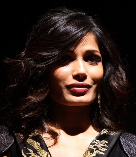 Freida Pinto at Toronto International Film Fest. - 'Stranger' Presentation