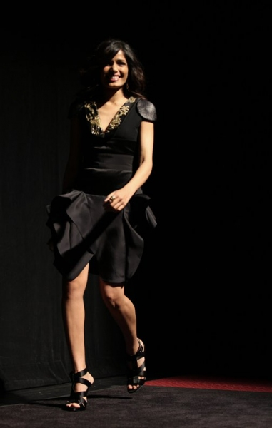 Freida Pinto at Toronto International Film Fest. - 'Stranger' Presentation