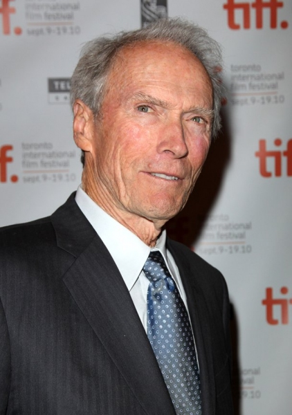 Clint Eastwood at Toronto International Film Fest. 'Hereafter'