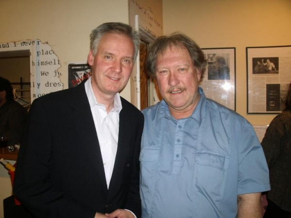 Steven Peterson and Russ Tutterow