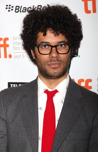 Richard Ayoade Photo
