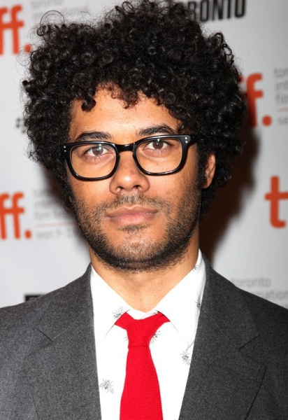 Richard Ayoade  at Toronto International Film Fest. 'Submarine' - Arrivals