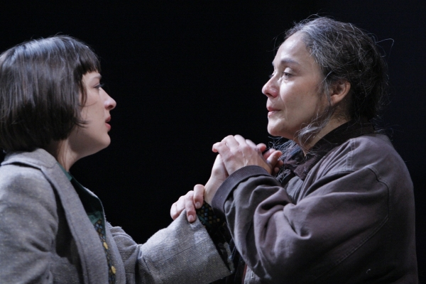 Emily Gunyou Halaas (Delphine Watzka) and Sheila Tousey  Photo