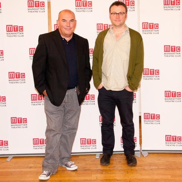 Max Roberts and Lee Hall Photo