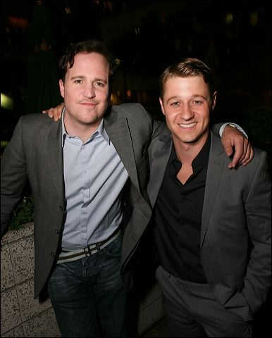 Patch Darragh  and Ben McKenzie
