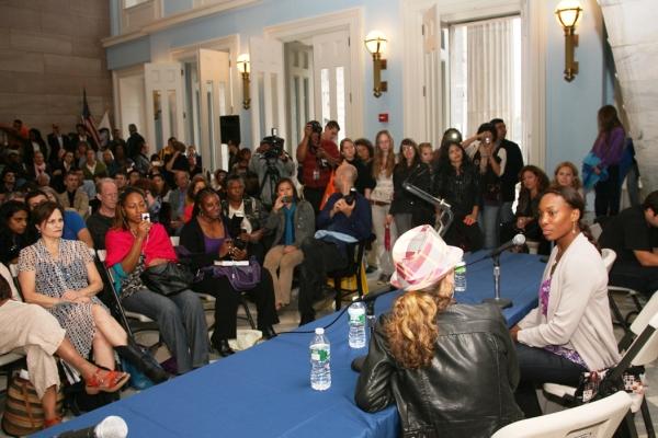 Photo Flash: Brooklyn Book Festival Brings out Bibliophiles