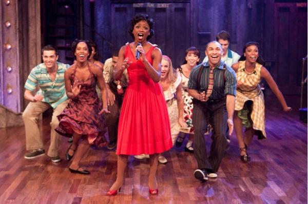 Photo Flash: MEMPHIS Launches Fallon's 'Broadway Week!'