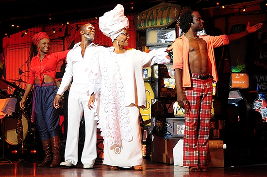 Photo Coverage: Patti LaBelle Opens in FELA!