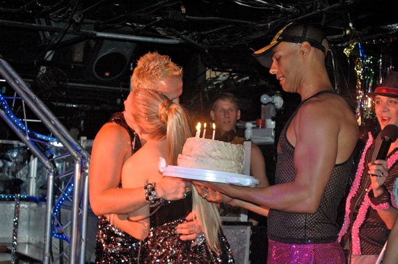 Photo Coverage: Glitter Ball 2010