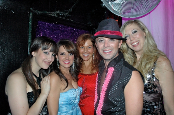 Photos: Glitter Ball 2010