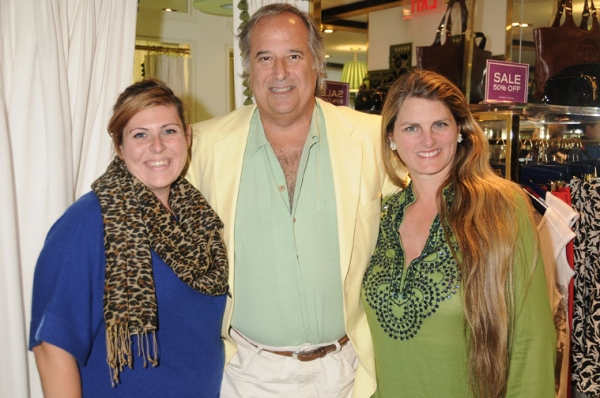 Photo Coverage: Theatre Museum Shopping Event at Tory Burch