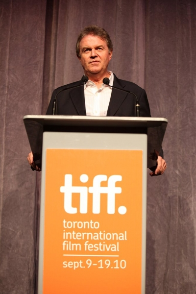 John Madden at Toronto International Film Fest. 'The Debt' Presentation