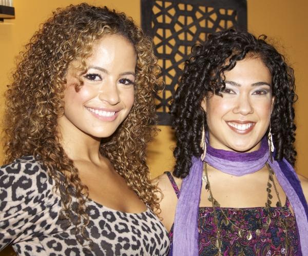 Alejandra Reyes and Rosie Lani Fiedelman