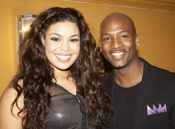 Jordin Sparks and Clifton Oliver