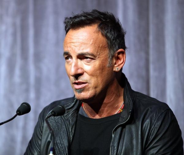 Bruce Springsteen  at Toronto International Film Fest. 'Promise' Presentation