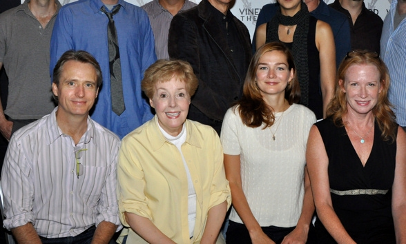 Photo Coverage: MIDDLETOWN Meets the Press