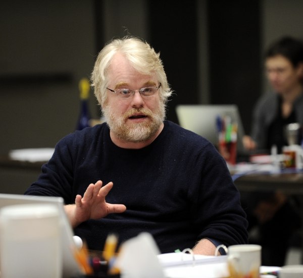 BWW EXCLUSIVE: Philip Seymour Hoffman Talks BOATING, Broadway, Brantley, Babies, Making Movies & More