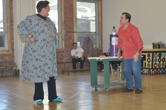 Photo Coverage: Paper Mill's HAIRSPRAY Meets The Press!