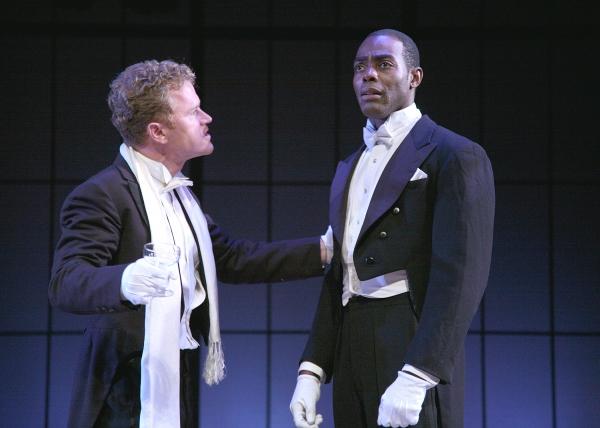 Clark Carmichael and Clifton Duncan
