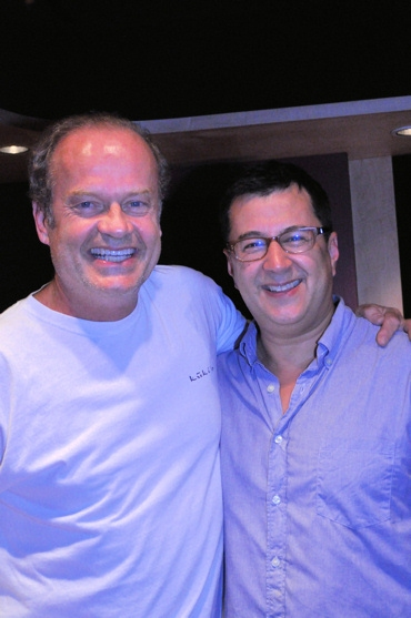 Kelsey Grammer and Todd Ellison