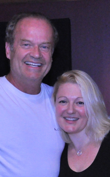 Photo Coverage: Kelsey Grammer Records for  'Carols For A Cure'