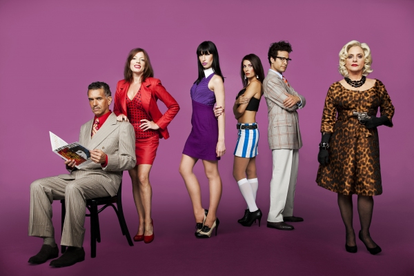 Photo Flash: New WOMEN ON THE VERGE OF A NERVOUS BREAKDOWN Promo Shots!