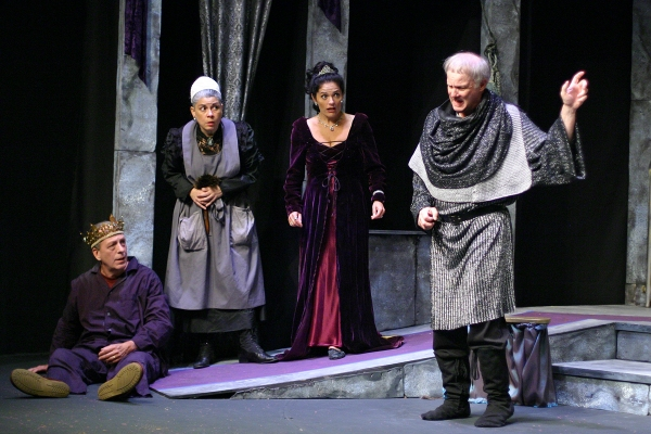 Photo Flash: TheatreWorks New Milford presents EXIT THE KING
