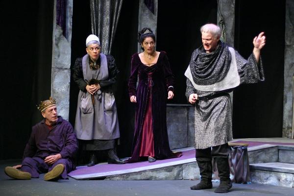 Mark Feltch, Paula Anderson, Susan Abrams, and John Fabiani